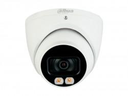IP камера Dahua DH-IPC-HDW5442TMP-AS-LED-0280B AI Full Color (4MP/2.8mm/2xLEDs/Audio MIC/microSD/AI/Full-Color)
