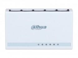 Коммутатор сетевой Dahua DH-PFS3005-5ET-L