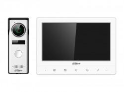 Аналоговый видеодомофон Dahua DHI-KTA01 комплект