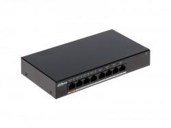 Коммутатор сетевой Dahua DH-PFS3008-8GT-60