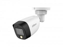 HDCVI камера Dahua DH-HAC-HFW1239CP-A-LED-0280B-S2 Full-color (2MP/2.8mm/Mic-audio/LED20m/IP67/Metal+Plastic)