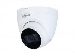 HDCVI камера Dahua DH-HAC-HDW1500TQP-A (5MP/2.8mm/SmartIR 40m,/Audio/IP67/Metal+Plastic)