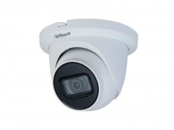 HDCVI камера Dahua DH-HAC-HDW1500TLMQP-A-0280B-S2  (5MP/2.8mm/SmartIR 30m,/Audio/IP67/Metal+Plastic)