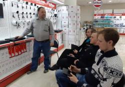 Обучение сотрудников компании FVA Sokol